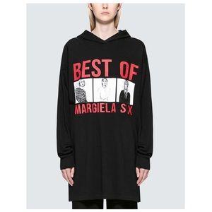 MM6 dress & hoodie size XS/S